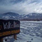 nuestro valle en invierno