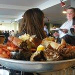 le plateau de fruits de mer de vos rêves !