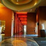 Hallway off Lobby