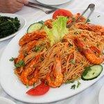Shrimp Spaggeti