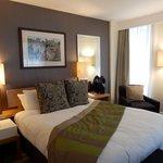 Chambre agréable et spacieuse