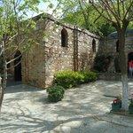 Casa onde viveu Maria mãe de Jesus