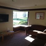1 bed waterfront suite