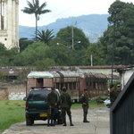 Da rostet der Rest der kolumbianischen Eisenbahn