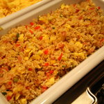 Hotel Olten breakfast special item_Chinese fried rice