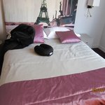 Nice room, nice linen