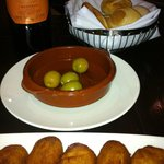 Croquettes & Spanish Olives