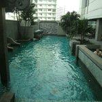 Majestic Grand pool