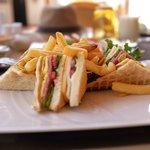 Club Sandwich La brise