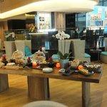 High Tea Lobby Lounge