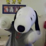Visit from Snoopy!