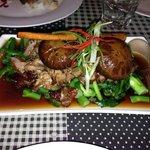 main- roast duck