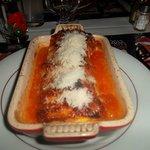 excellentes lasagnes !