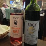 The recommended Wines