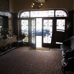 Front Doors/Reception