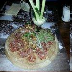 Bourgondisch vlees plankje!