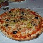 Quatro pizza
