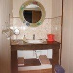Salle de bain du Pressoir