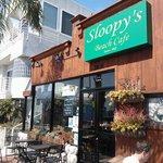 best beach café in close proximity
