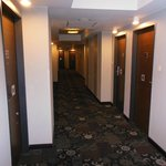 Corridors and rooms