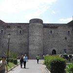 Facciata del Castello Ursino