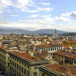Photograph from Giotto's bell tower.