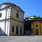 Ponteranica, chiesa san Pantaleone e Battistero