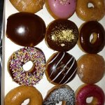 sweet donuty goodness