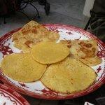 breakfast: moroccan crepe
