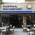 Hadrian Cafe bar Foto