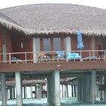 Overwater Villa lagoon view suite#103