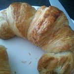 Croissants for Mother's day breakfast