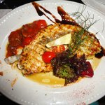 Swordfish, delicious