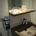 Hübsches Badezimmer