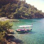 Serenity Beach & boat ride from here to main beach