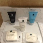 bathroom amenities (templespa)