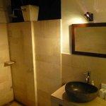 Les salle de bain à ciel ouvert