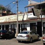 La Posada Restaurante, Calle Pierson, Nogales, Sonora, Mexico