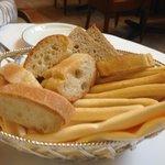 Bread :)