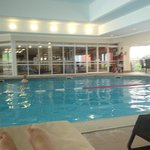 The Pool, The MiniMen Hilton Northampton