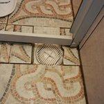 More lovely tile work....