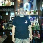 The Cuban bartender