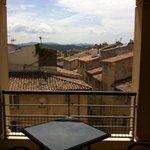 vue des chambre av balcon