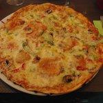 la pizza 4 saisons