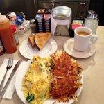 Cameo Cafe Omlet