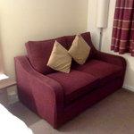 HI Express Dunfermline - Sofa bed