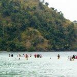 Koh Tub Island. (Trip avec le bâteau de l'hôtel)