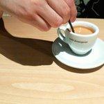 Un buen café después de la comida