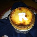 Grand Marnier Souffle at Keystone Ranch