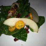 Salad at Keystone Ranch